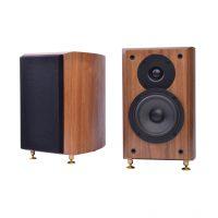 Bookshelf Wooden Speaker